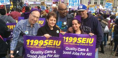 1199seiu healthcare workers east