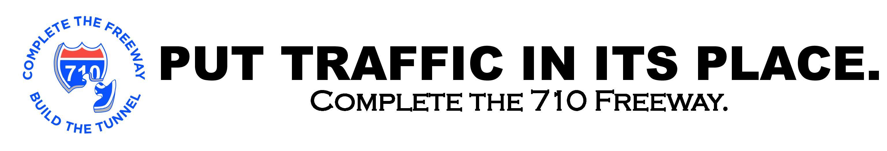 put traffic banner