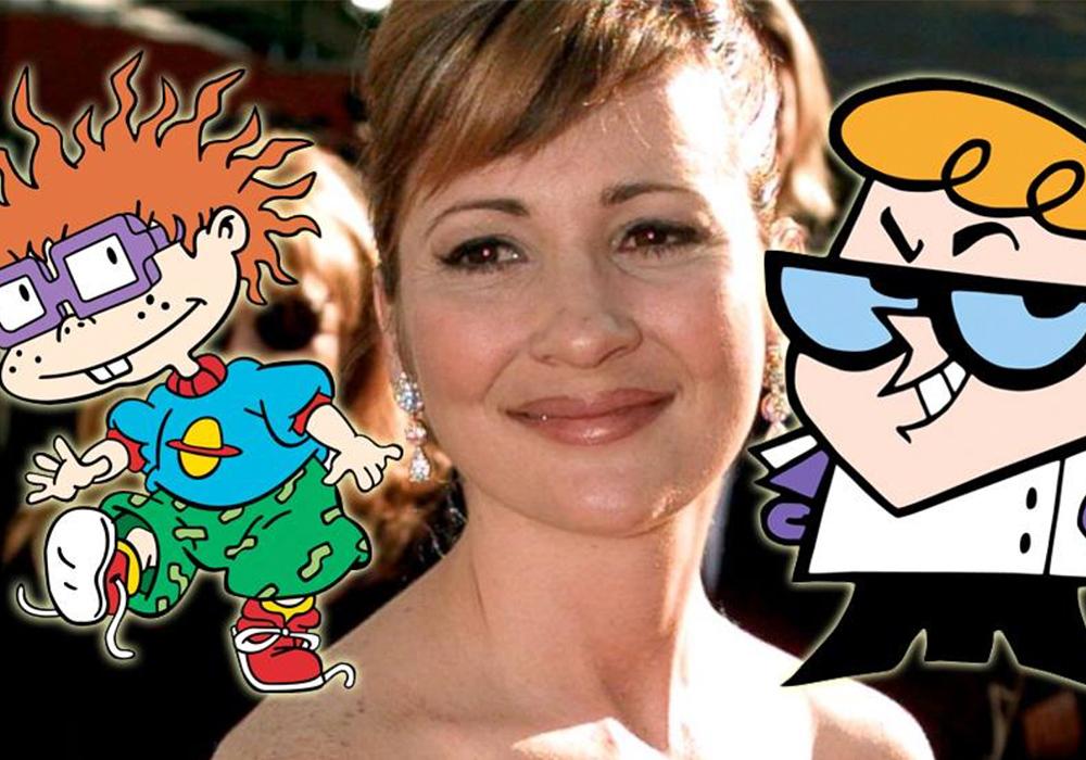 Christine cavanaugh voice actress