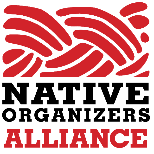 Image result for Native Organizers Alliance logo