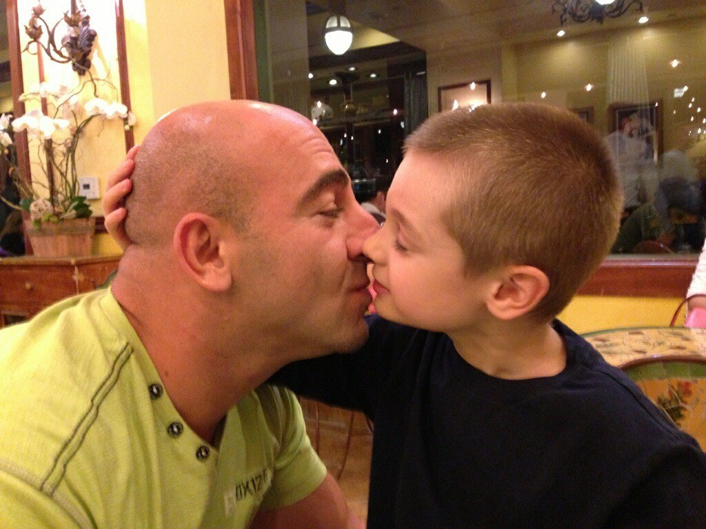 Medical Cannabis More Than Just an Alternative Medicine for Epileptic Boy and Father