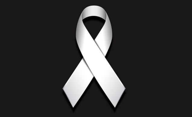 White Ribbon challenge - END FAMILY VIOLENCE
