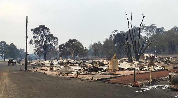 WA fire appeal to help those who've lost all