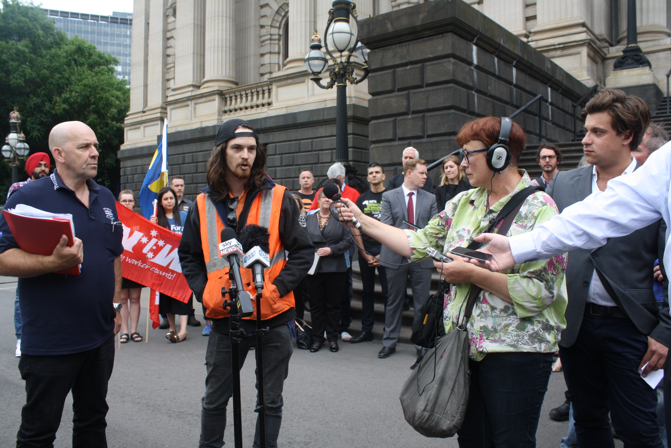 Union aims at labour hire clean-up