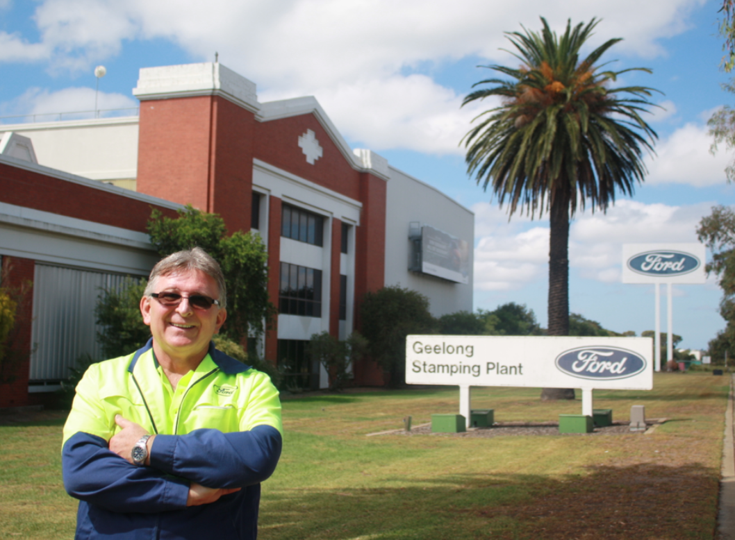 Ford workers gearing up for future