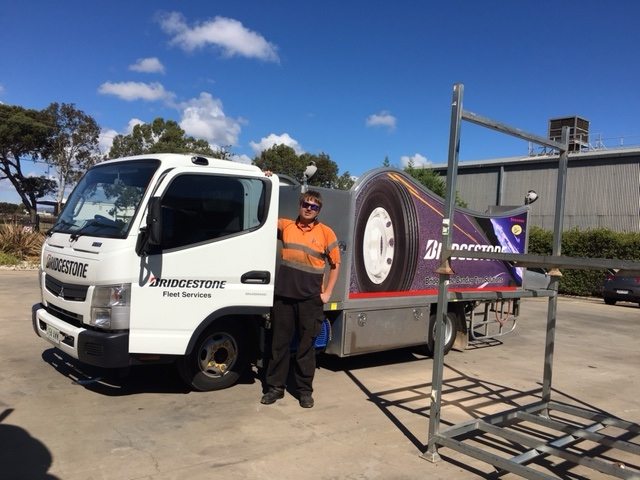 Wheeling and dealing a good tyre fit