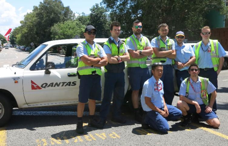 Union campaign saves Qantas jobs