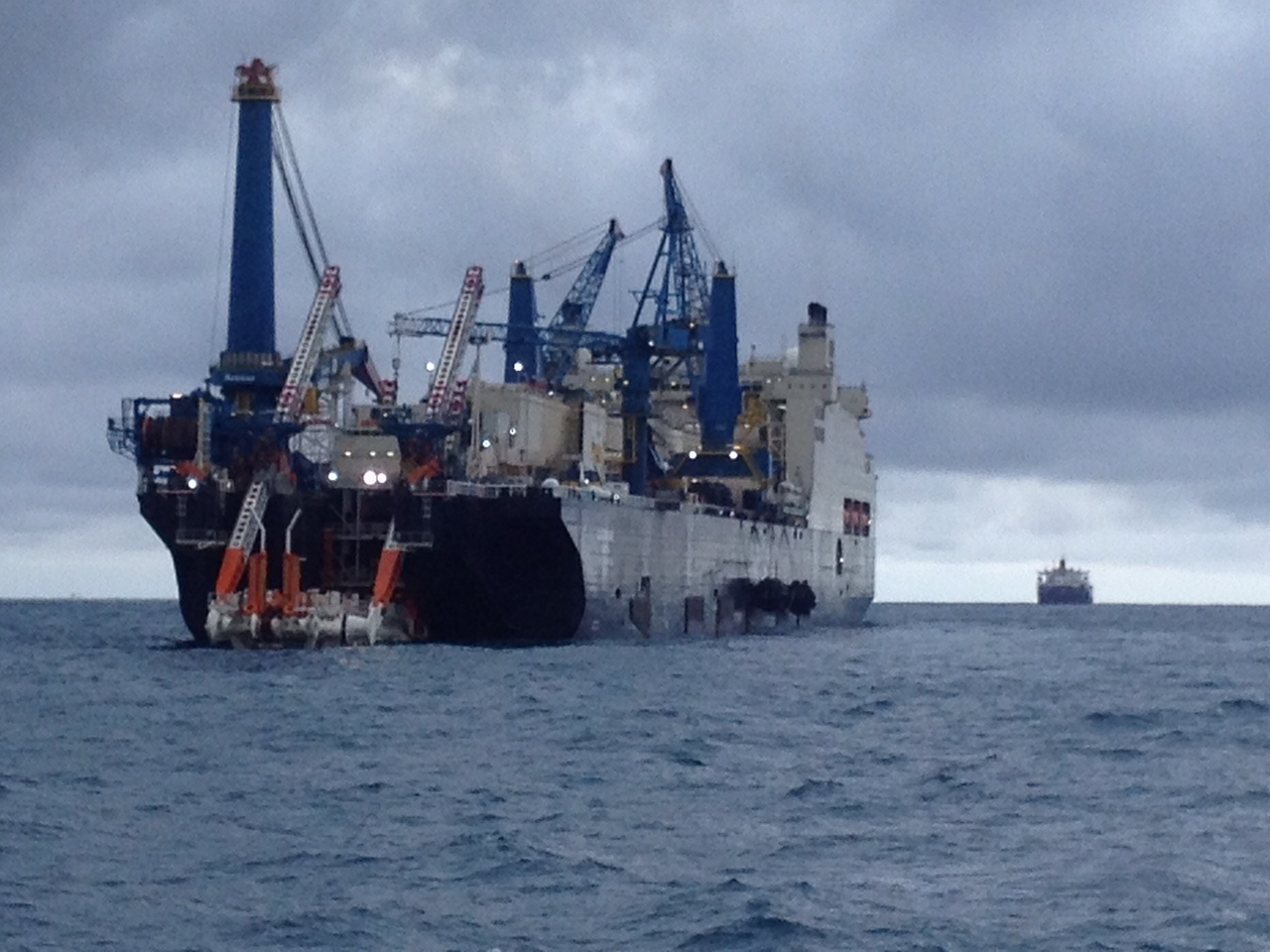 Offshore workers hung out to dry by industry, government