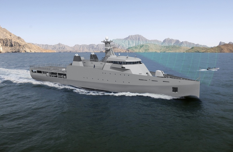 Patrol vessel gain but subs the main game