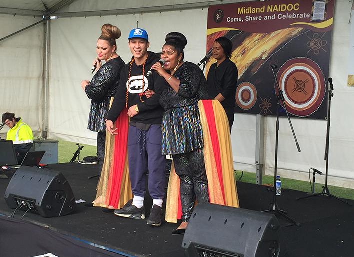 AMWU in our communities: Midland NAIDOC