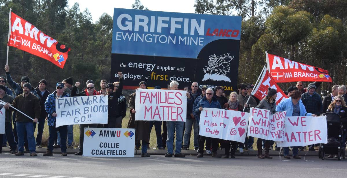 Fair Work Commission hands down common sense recommendation on Griffin Coal dispute
