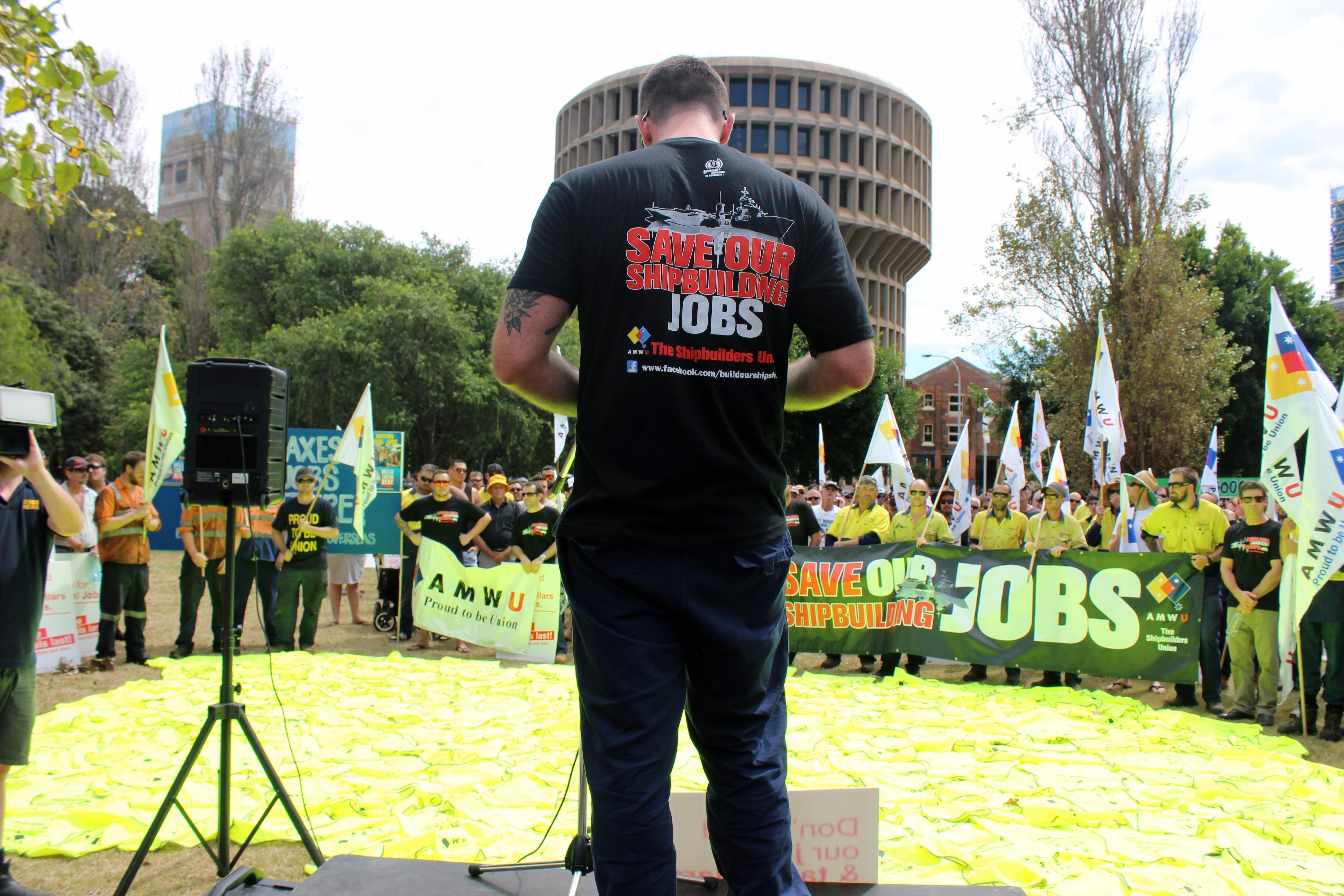 Ship Senate Hearings Destroy Abbott's Foreign Fancy