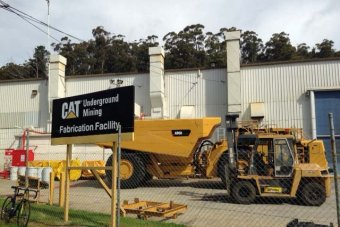 No surrender on Caterpillar jobs