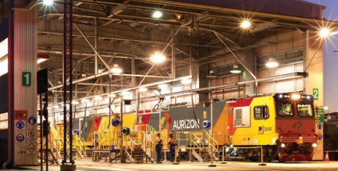 Qld members solid against Aurizon bullying