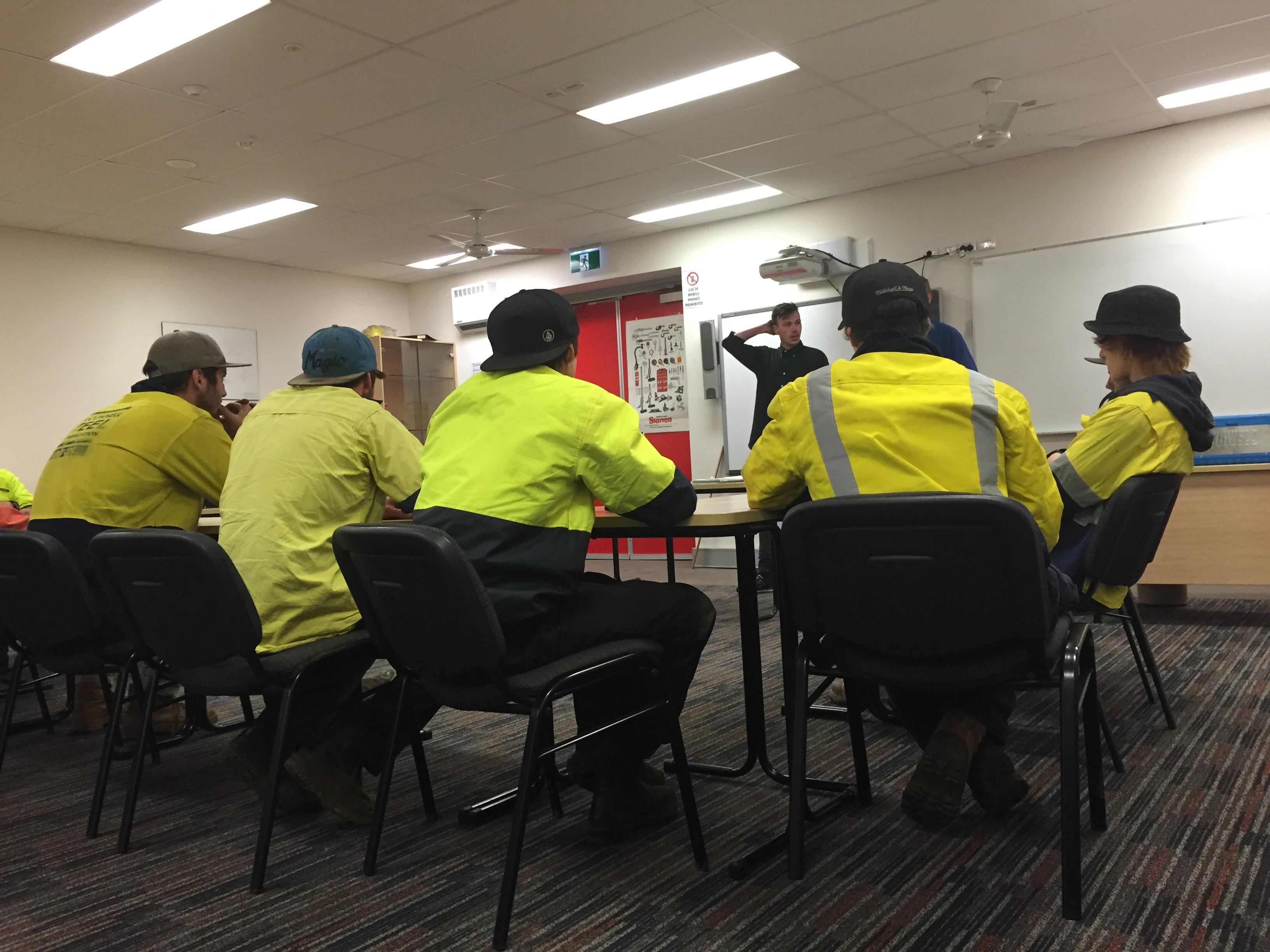 Growing Apprentice Strength a Winner in Wollongong