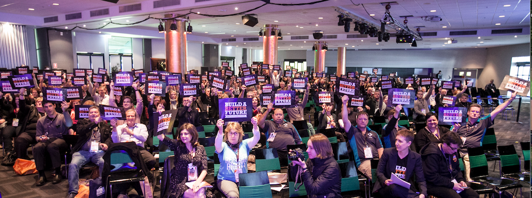 ACTU Congress: Let's Build A Better Future