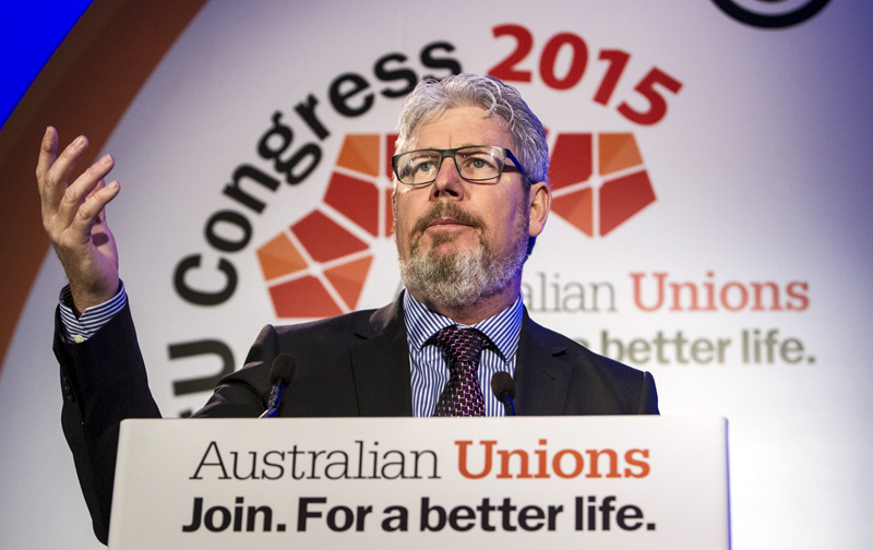 ACTU Congress: Unions back Better Future 'blitz'