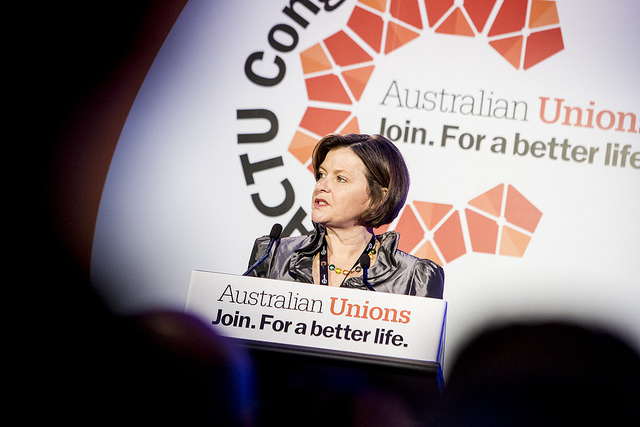 ACTU Congress: ACTU President Ged Kearney Launches Building a Better Future Campaign