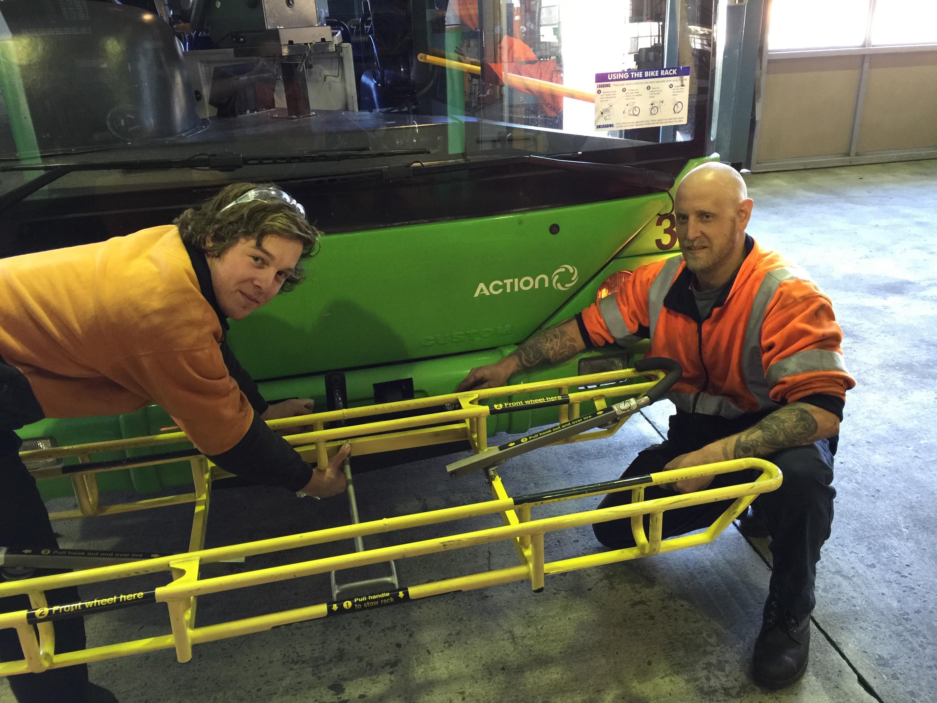 TAFE, tools, training - apprentices speak up