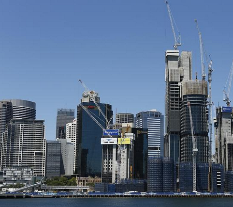 Action set to hit Sydney mega-projects