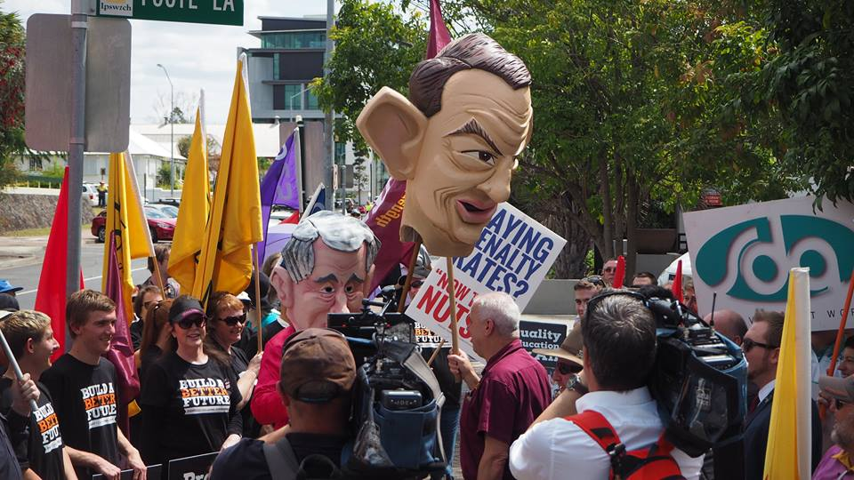 Queenslanders Rally to Save Penalty Rates