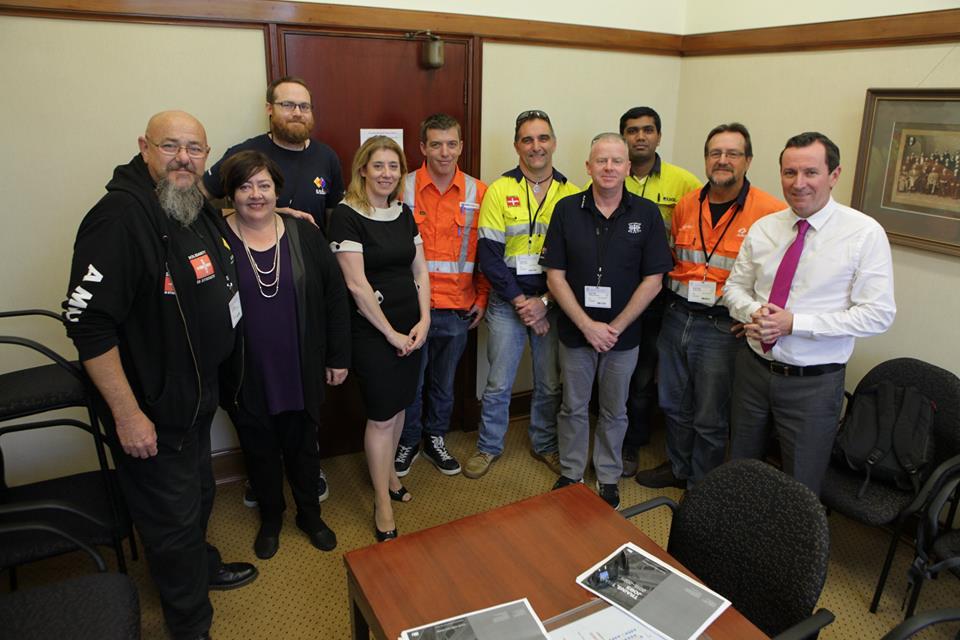 WA Rail delegates want local content for the future