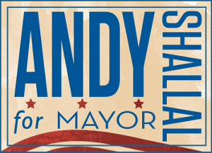 Andy Shallal for DC Mayor