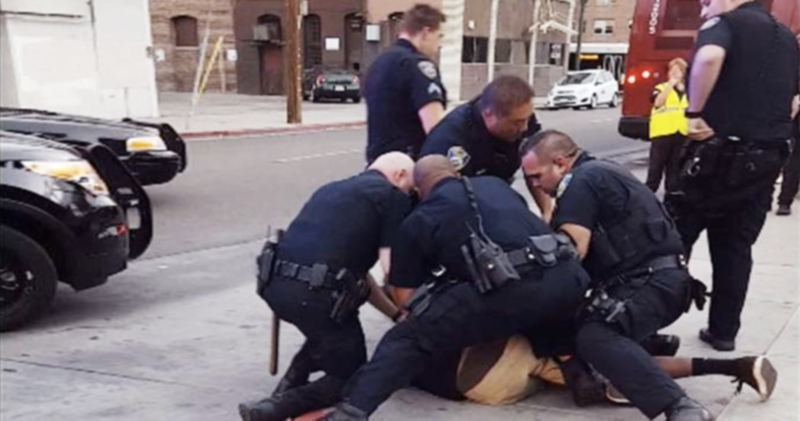 Stockton Police Brutality Part Of Everyday Life Answer Coalition