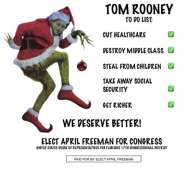 Grinch Rooney