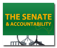 The Senate and Accountability