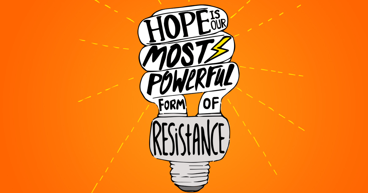 Power Shift = Hope