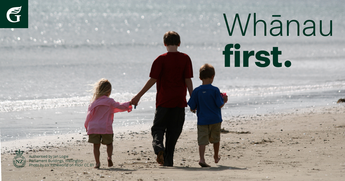 Protect whānau first placements
