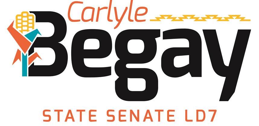 Senator Carlyle W. Begay