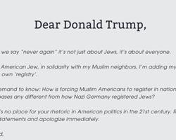 Trump Registry