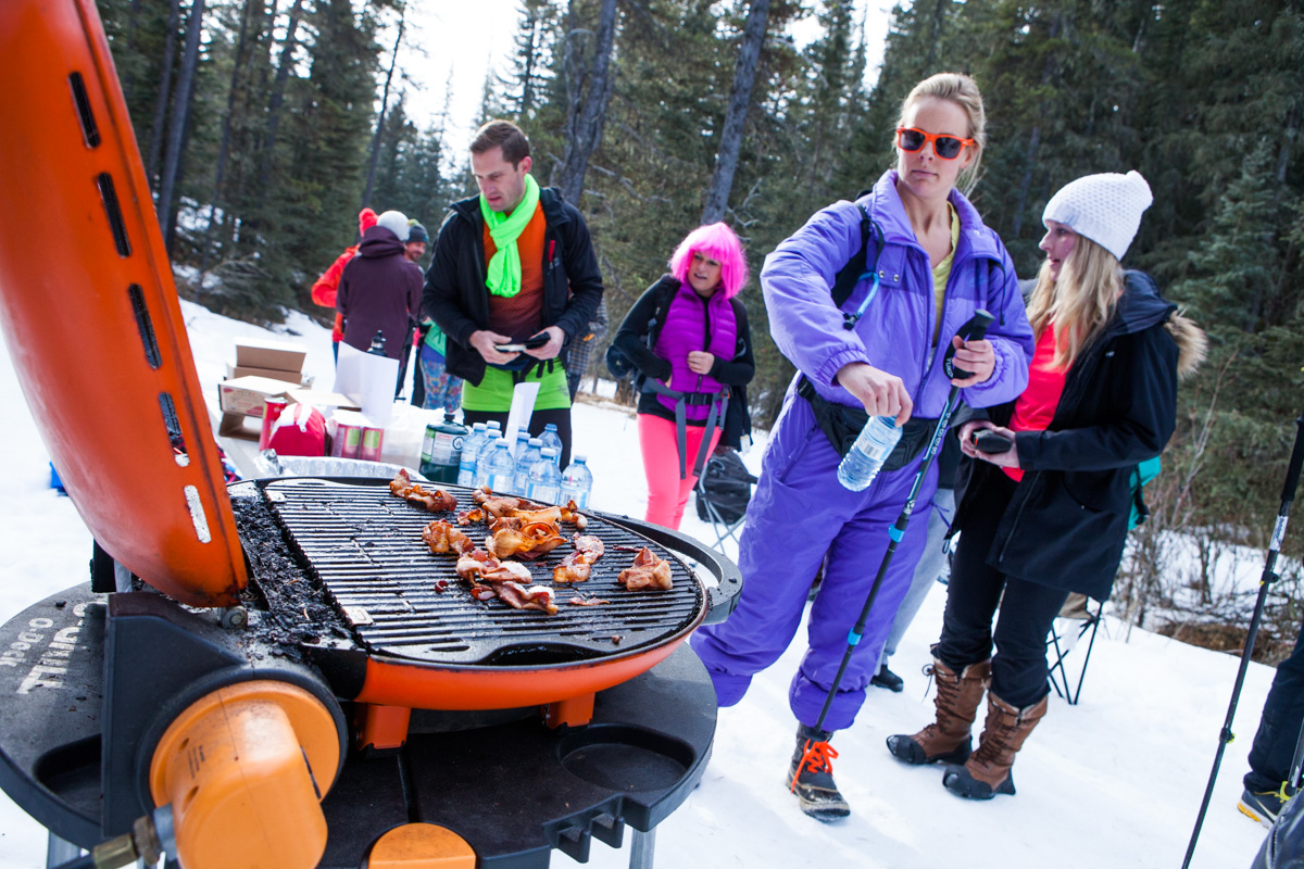Branch Out Snowshoe Tour - Best Dressed Award