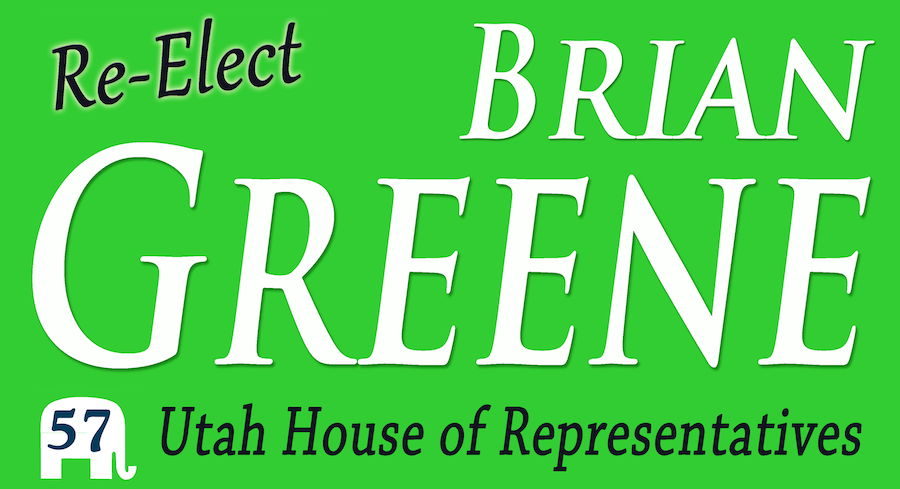 Utah House of Representatives - District 57