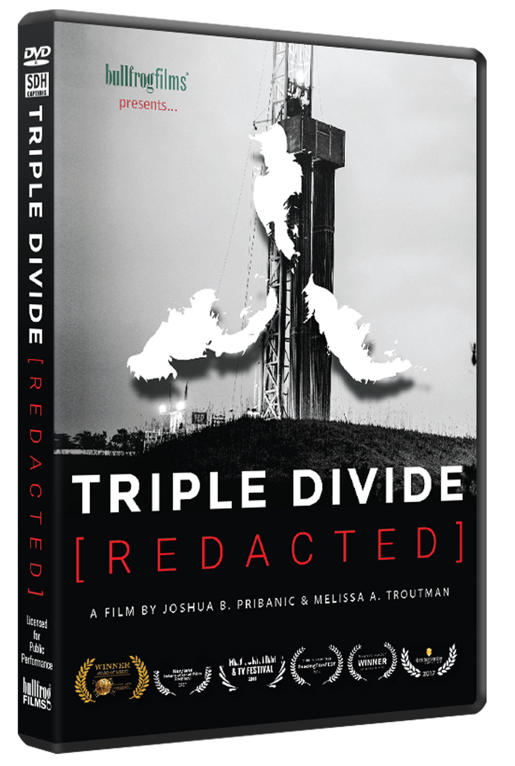 TRIPLE DIVIDE [REDACTED]