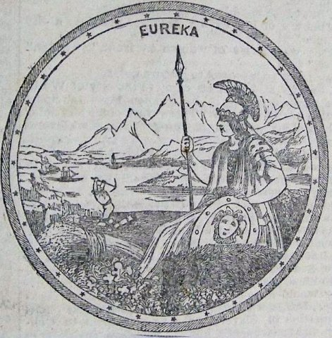 Great Seal of California 1849