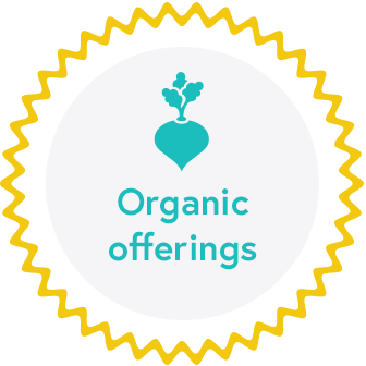 Option 2: Organic Offerings