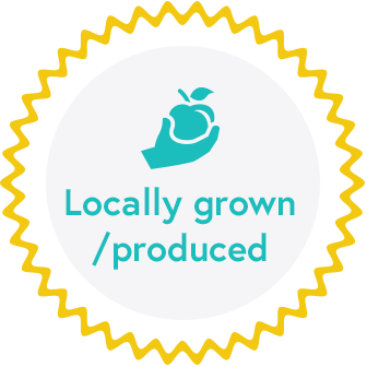 Option 3: Locally grown