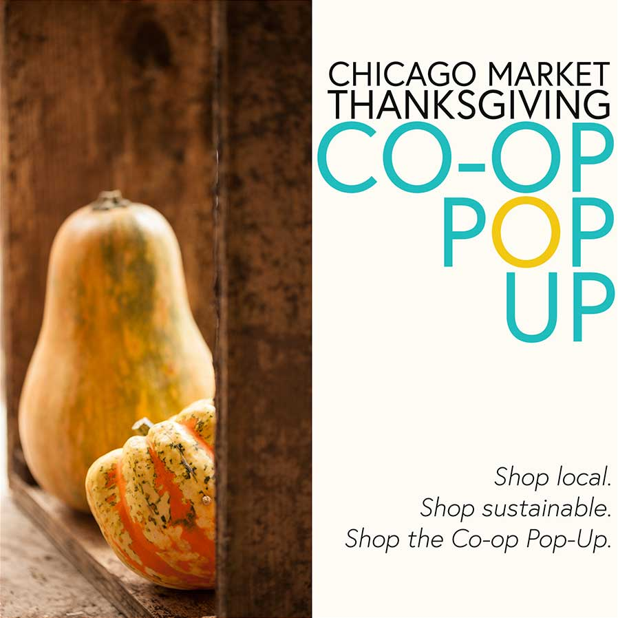 Thanksgiving Co-Op Pop-Up
