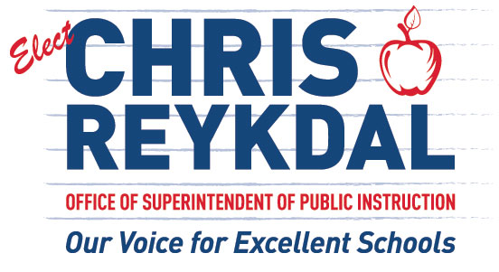 Image result for Chris Reykdal for state superintendent