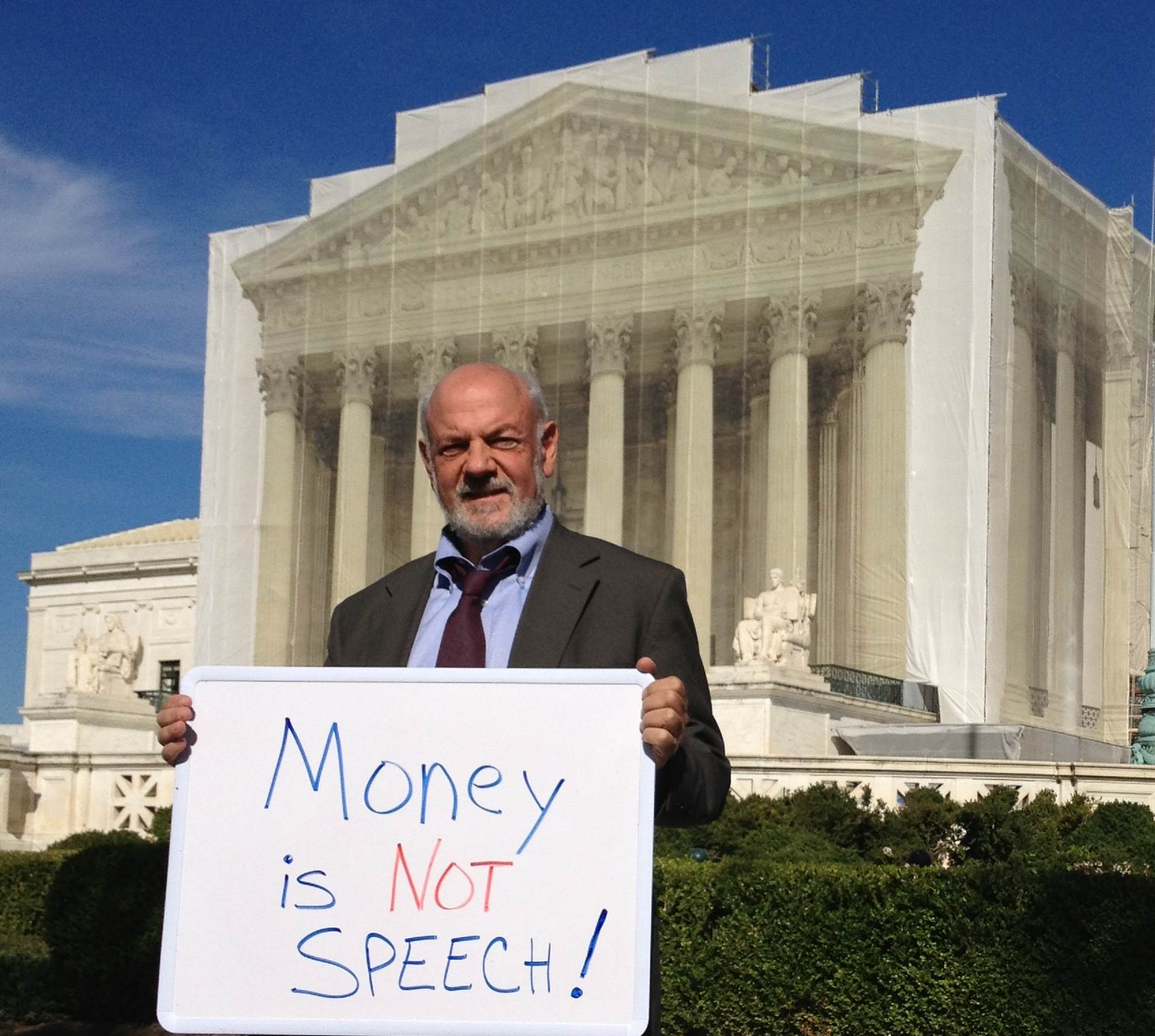 Ken_at_SCOTUS_Money_is_not_speech.jpg