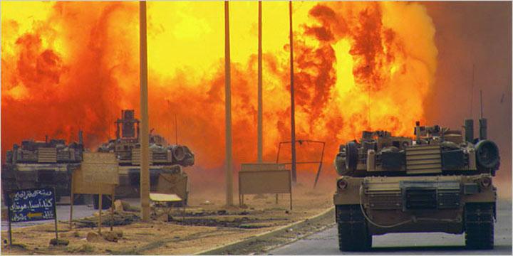 persuasive essays on the war in iraq