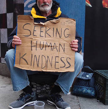 The Homeless Are People Too