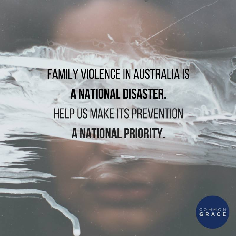 Christians Welcome Royal Commission into Family Violence Findings