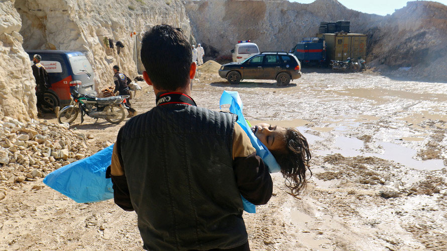 Whether in Syria or at our borders, these lives are precious.