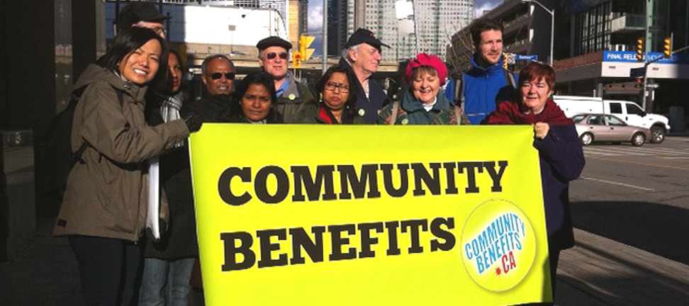 Links to resources toronto community benefits network platinumwayz