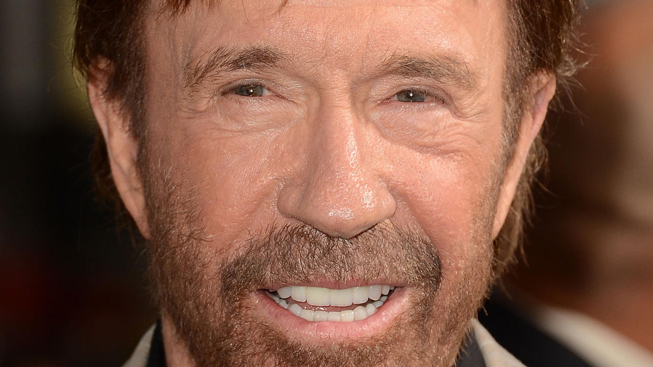 Chuck Norris endorses ...