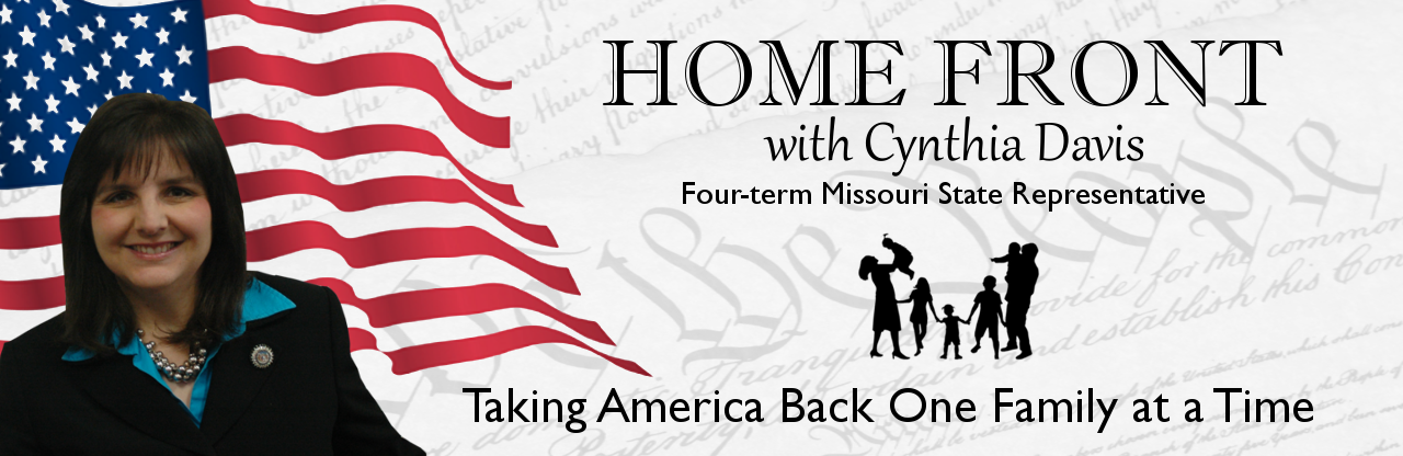 Home Front with Guest Darrell Castle